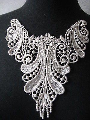 Venise lace applique lace appliques guipure by Threads2Trends, $4.00
