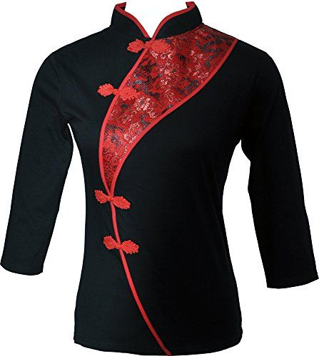 Amazing Grace Chinese Sexy Cotton 3 Quarter Sleeves Qipao... https://www.amazon.com/dp/B01MXTHQ1S/ref=cm_sw_r_pi_dp_x_E1xTybR25VHYD