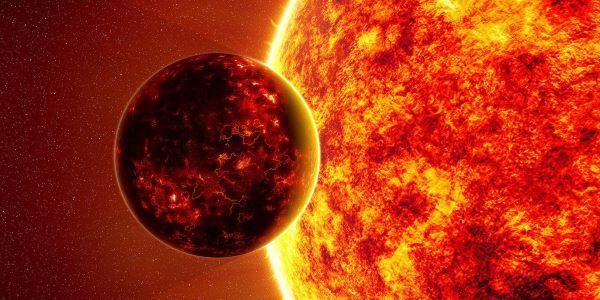 mercurio sole