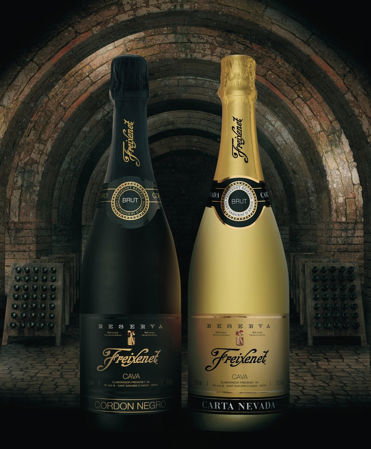 Freixenet is the world's largest producer of Cava.