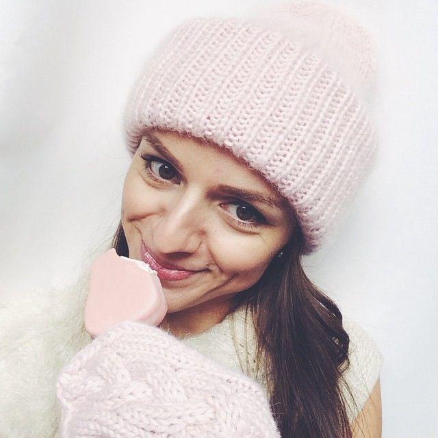 #trikota_knits hat