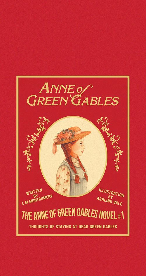 ann, anne of green gables, and illust image
