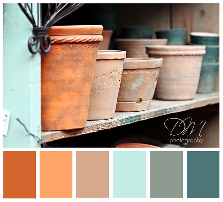 17 Best Images About Paint Southwestern Color Schemes On