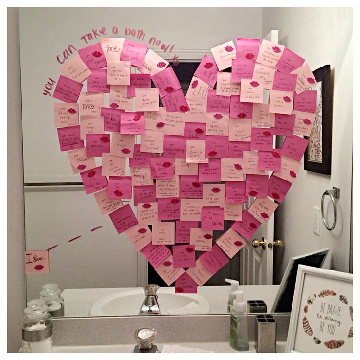vday idea for him | cheap, personable, cute, + easy