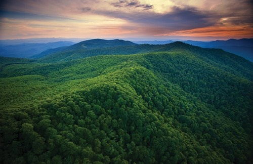 East Tennessee  Smoky Mountains
