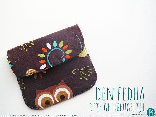Foliekes van Stoffenmie: Fedha: gratis patroon