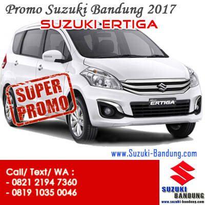 Promo Diskon Awal Tahun 2017 Kredit Suzuki Ertiga Bandung. Sales: 0821 2194 7360