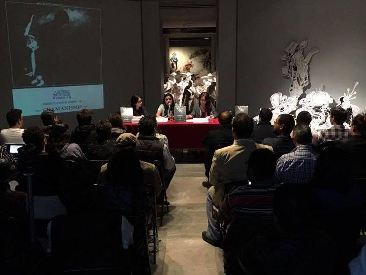 Invocan a los chamanes en el Museo Nacional de la Revolución durante la sexta Noche de Museos 2016