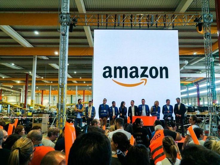 Amazon coloca taquillas automáticas en más de 120 puntos en España