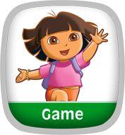 LeapFrog App Center: Dora the Explorer: Doras Worldwide Rescue game