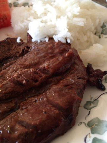 Best Elk Steak Marinade Ever | A Vision to Remember All Things Handmade Blog
