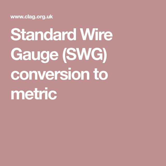 Standard wire gauge conversion to metric gallery wiring table and metric wire conversion table image collections wiring table and metric wire gauge conversion table image collections greentooth Image collections