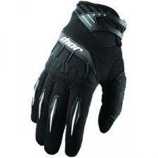 Gants Thor Kid Spectrum Noir #gants #Speedway #enfant #moto #cross #motocross #noir