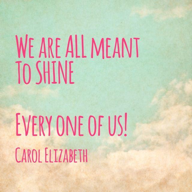 Life needs more sparkle!