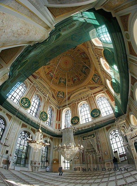 Ortakoy Mosque, Turkey
