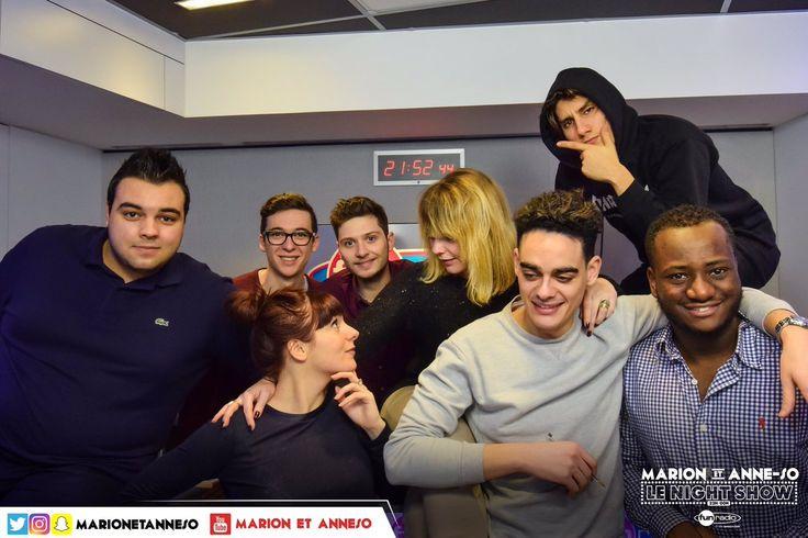 Fun Radio en direct des studios: streaming vidéo sur Internet avec funradio.fr