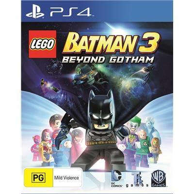 JB Hi-Fi | Lego Batman 3: Beyond Gotham PlayStation 4