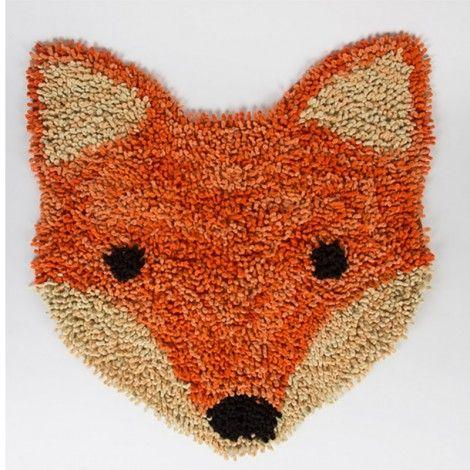 tapis de bain Renard - fox