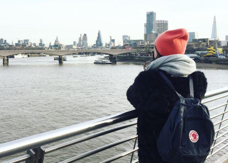 Photographin the London skyline. Little London diary up on the blog.