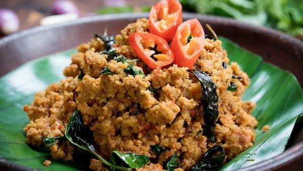 Sambal Oncom Resep Resep Makanan Resep Masakan Masakan