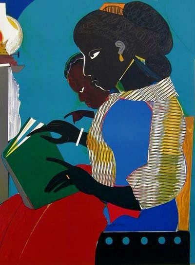 Romare Bearden  ~Repinned Via Jennifer Phillips