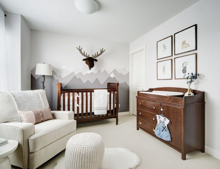 Best Mountain Nursery Ideas On Pinterest Woodland Nursery
