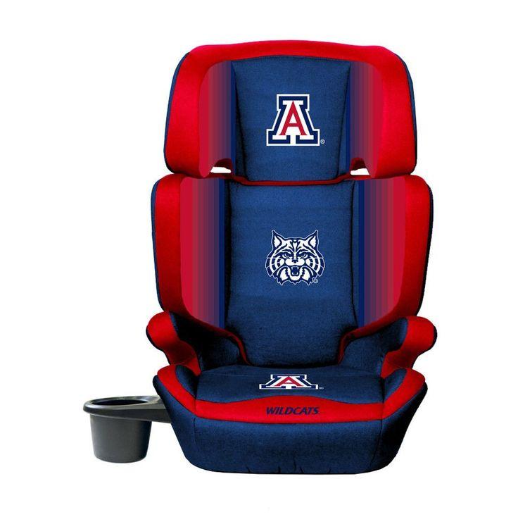 Arizona Wildcats Convertible High Back Booster Car Seat