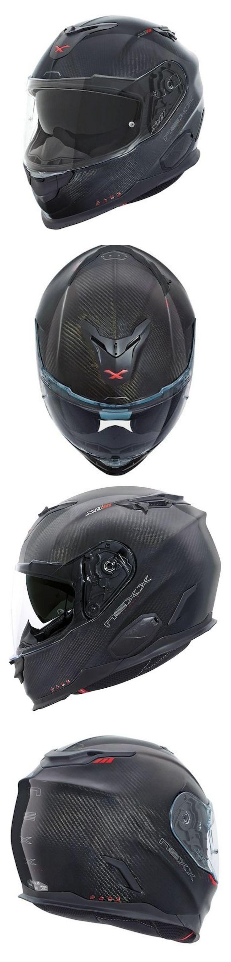 Nexx XT1 Carbon Zero Motorcycle Helmets Tall
