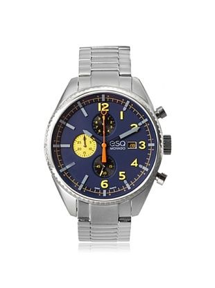 50% OFF ESQ Movado Men's 07301446 Catalyst Blue Stainless Steel Watch