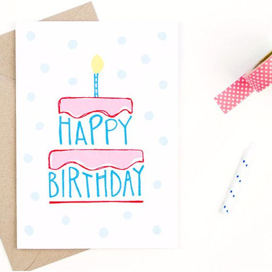 Happy Birthday Card Birthday Cards Pinterest Happy Birthday