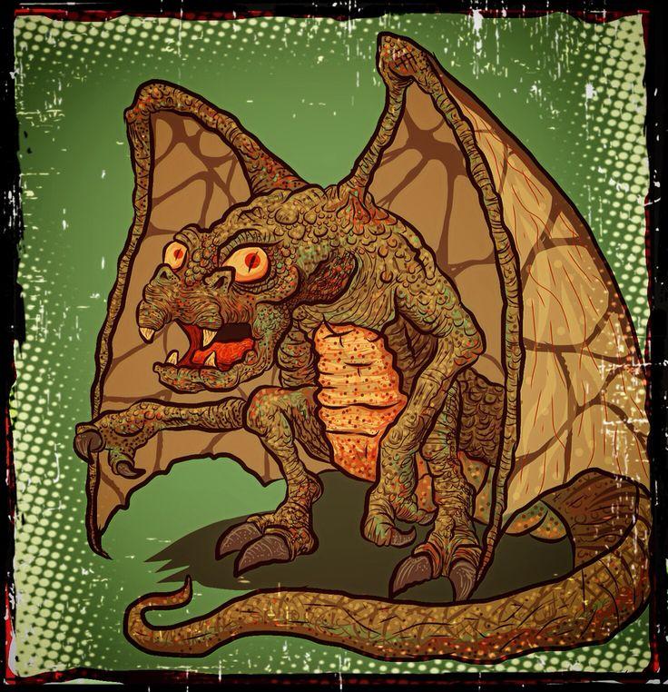 Adobe draw digital art sketchbook Thundarr the barbarian demon