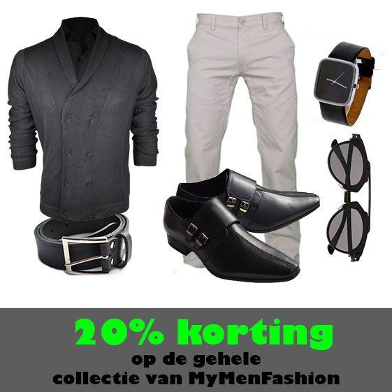 20% ACTION !  http://www.mymenfashion.com/