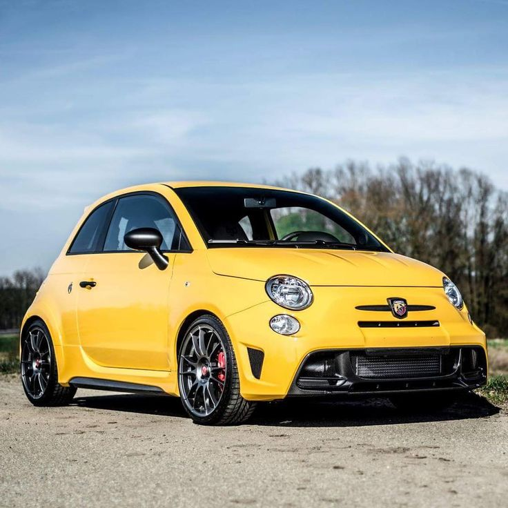 22 Best Custom FIAT Cars Images On Pinterest