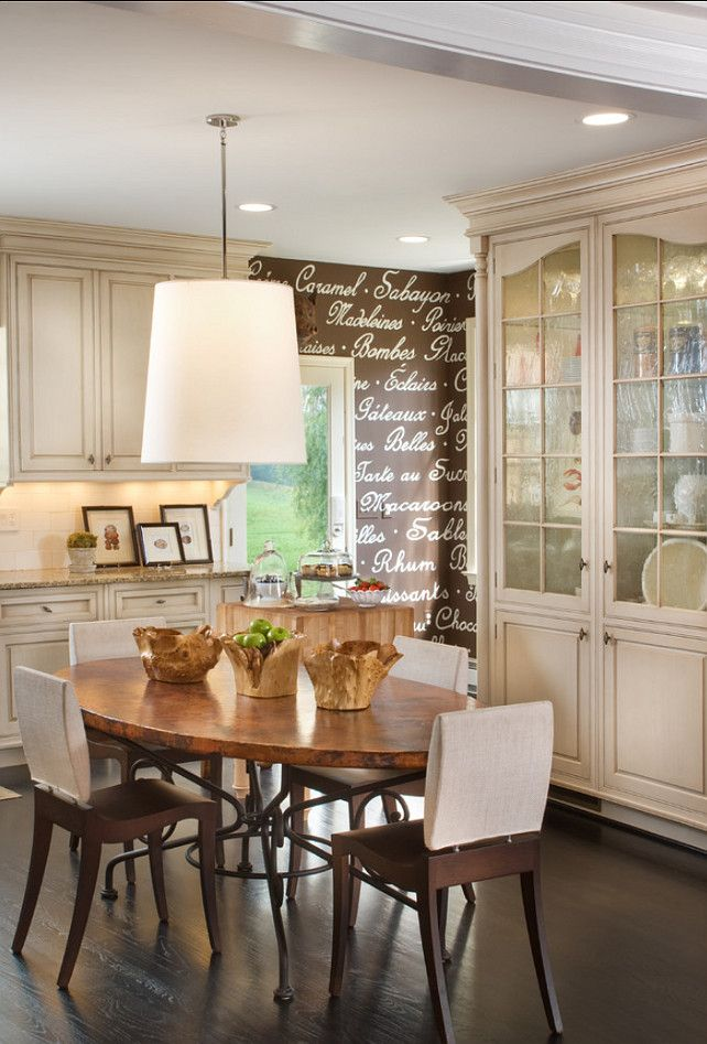 dining room dining room ideas this dining room feels casual and elegant at the - Casual Dining Room Ideas