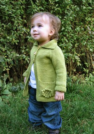 Pattern for this cute sweater. I'm totally making this next winter for my baby girl...