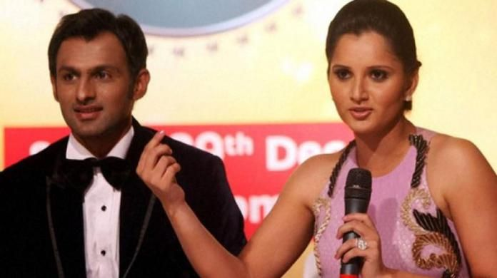 Sania Mirza wishes husband Shoaib Malik 36th birthday