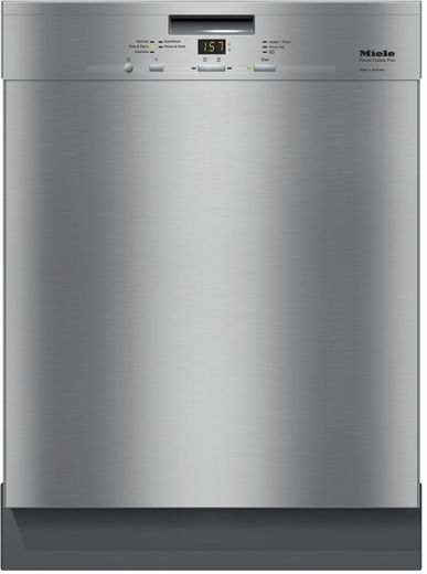 G4925SCUSS Miele Futura Classic Plus Series Ultra Quiet Dishwasher with Cutlery Tray - Clean Touch Stainless Steel
