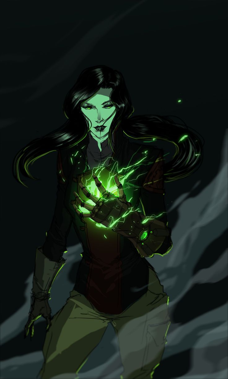 badasserywoman: asami (reminds me of the Inquisitor)- when ...