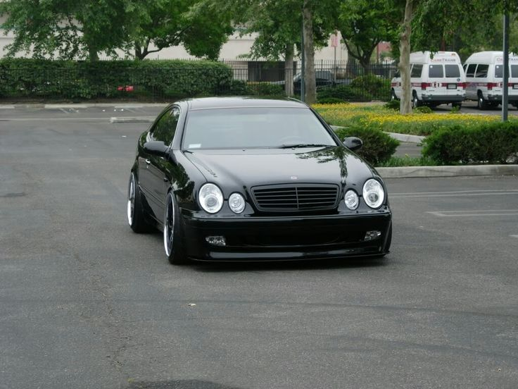 Mercedes Clk 430 V8 goes nice and fast! Gets me to the client locations early!