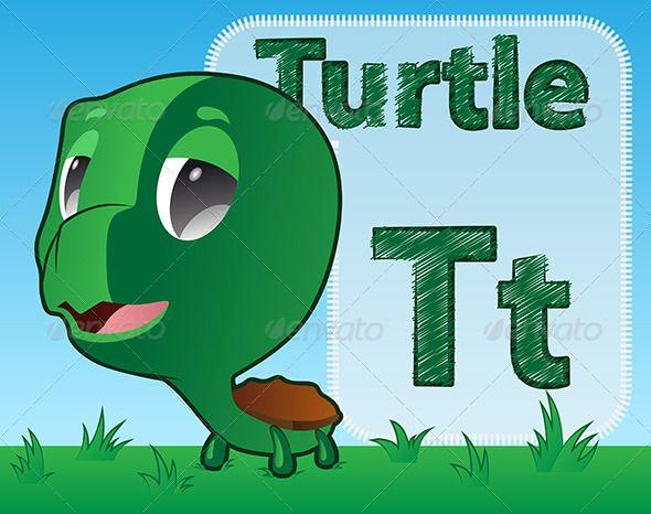 T is for Turtle | Speech Path | Letter t crafts, Preschool ...