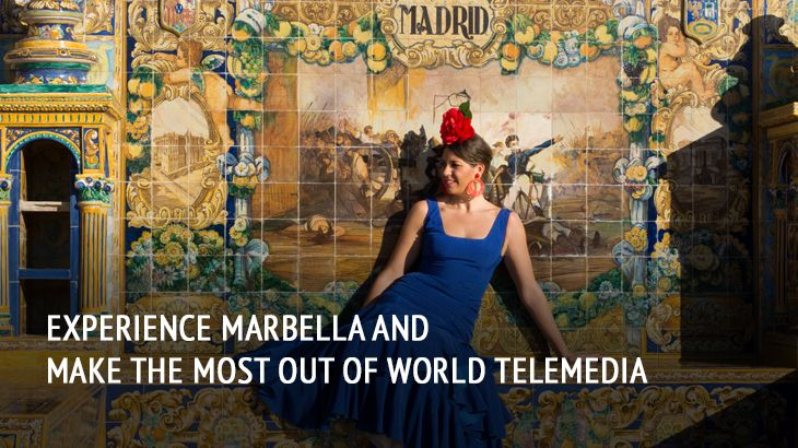 Have you been to Marbella? It's amazing and really fancy! Now that the World Telemedia Conference is held there you just have to go!