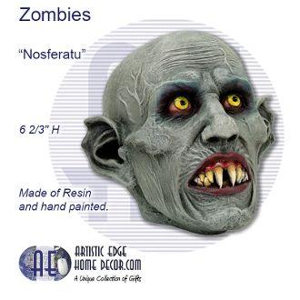 Zombie Head (Nosferatu)