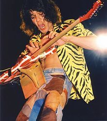 Eddie Van Halen - Wikipedia, the free encyclopedia