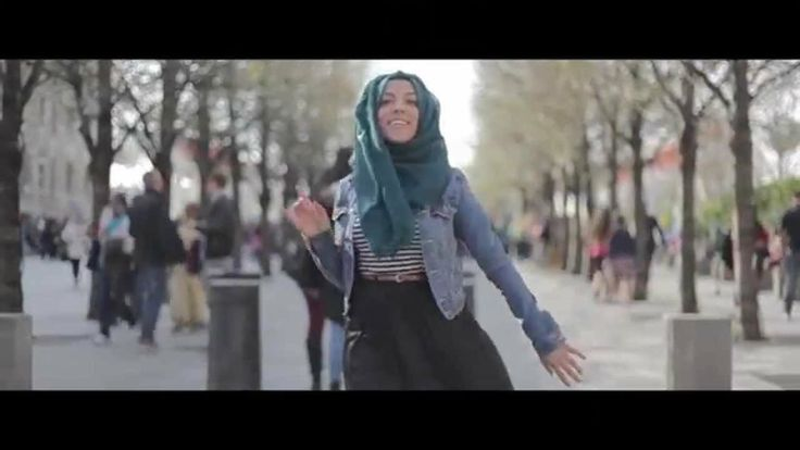 """British Muslims dancing to Pharrell's """"Happy"""". This is pretty great."""