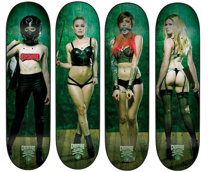CREATURE Skateboards | solsticeskateboarding