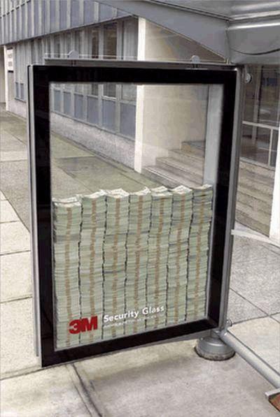 Kaxig reklam från 3M. Ruggigt bra impact! #kommunikation