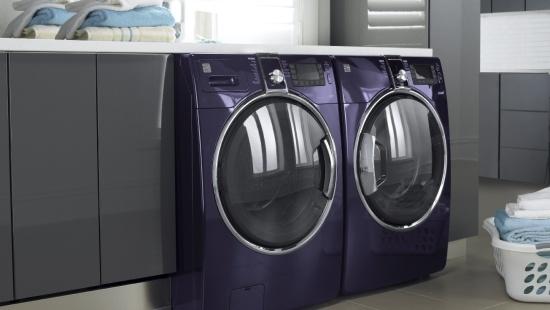 Are Those Purple Yep It S Called Fabulous Grape Purple Kitchen Purple Home Purple Laundry Rooms In 2021 Purple Laundry Rooms Purple Kitchen Purple Home