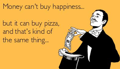 The tastiest way to happiness... #godfatherspizza #pizza