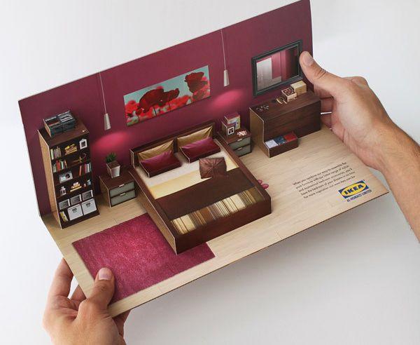 激發你的購買慾!IKEA 立體型錄