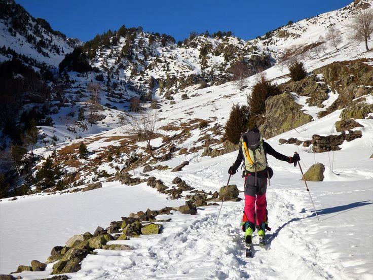 CRÓNICAS   MONTAÑERAS: Fites de Perdigueret 2454 m. y Frontonet 2420 m.